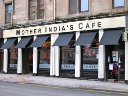 The Glasgow Experience - Mother India's Cafe - Glasgow Restaurant