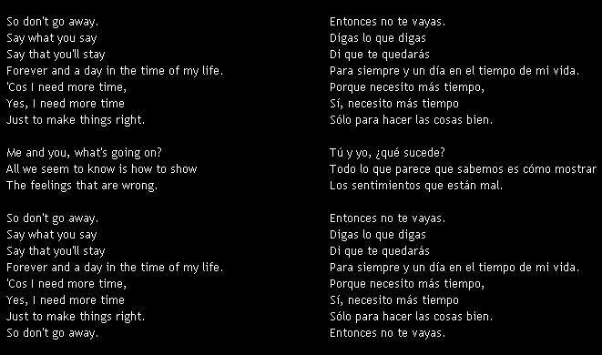 letra de la cancion lloro porque: