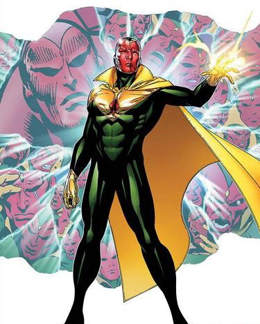 Vision (Marvel comics) Character Review - 3