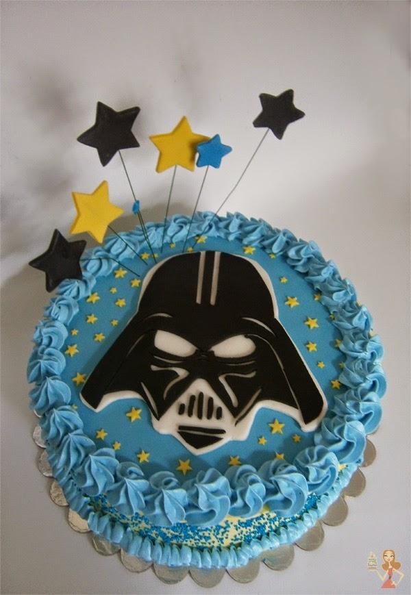 Make me a cake My Star Wars cakes