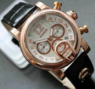 jam tangan murah Aigner Bari H472