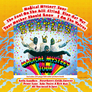 Magical Mystery Tour - The Documentary affiche