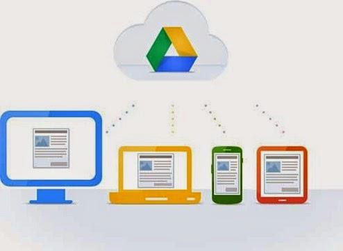 My Drive Google