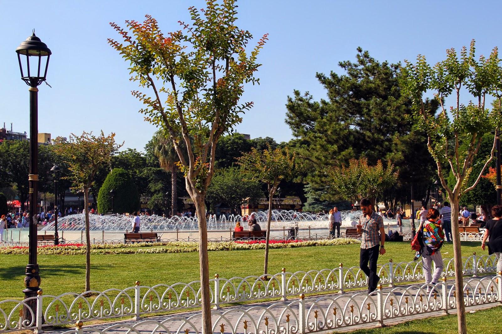 район султанахмет