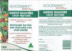 Green Manure Seed now available