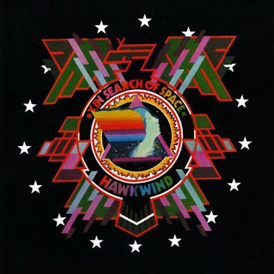 Hawkwind - X in Search of Space 1971 (UK, Space/Psychedelic Rock)