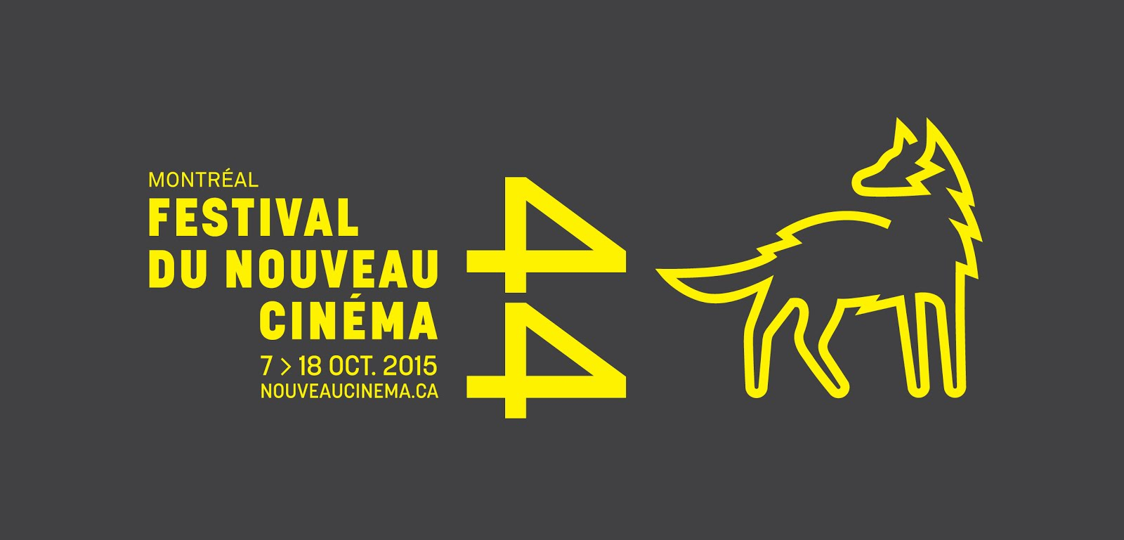 Festival du Nouveau Cinéma - click for the festival's website