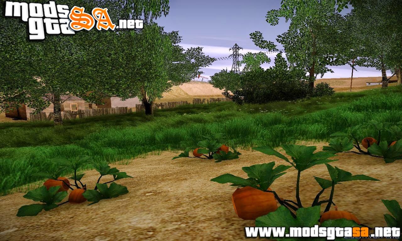 SA - NatuLush (Vegetação Natural)