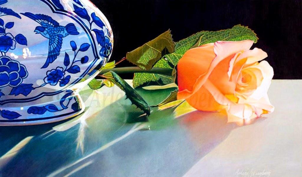 pinturas-de-bodegones-con-flores
