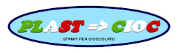 stampi per cioccolatini
