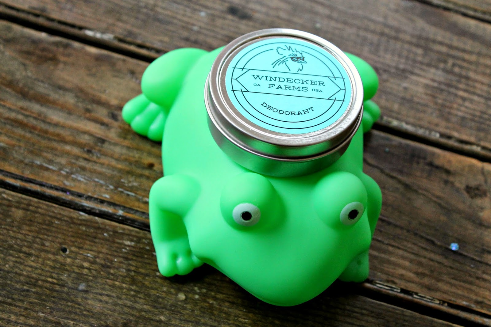 Windecker Farms Citrus Mint Deodorant Giveaway