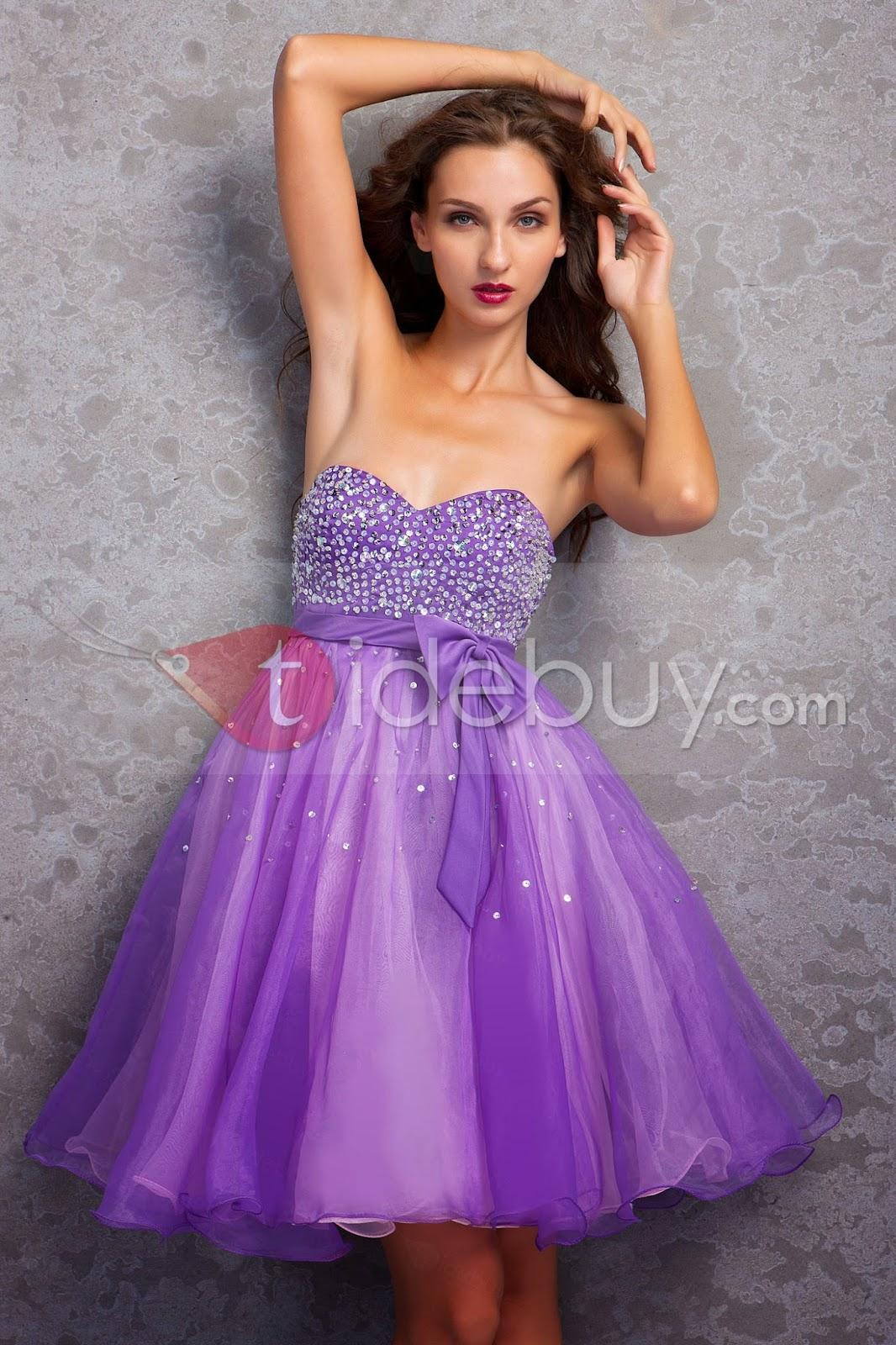 Famoso Tidebuy Prom Dresses Embellecimiento - Vestido de Novia Para ...