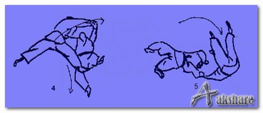 Teknik Dasar Bantingan Uki-Waza - Beladiri Judo
