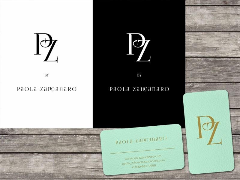 Richard Clark: Logo and Business Card Design