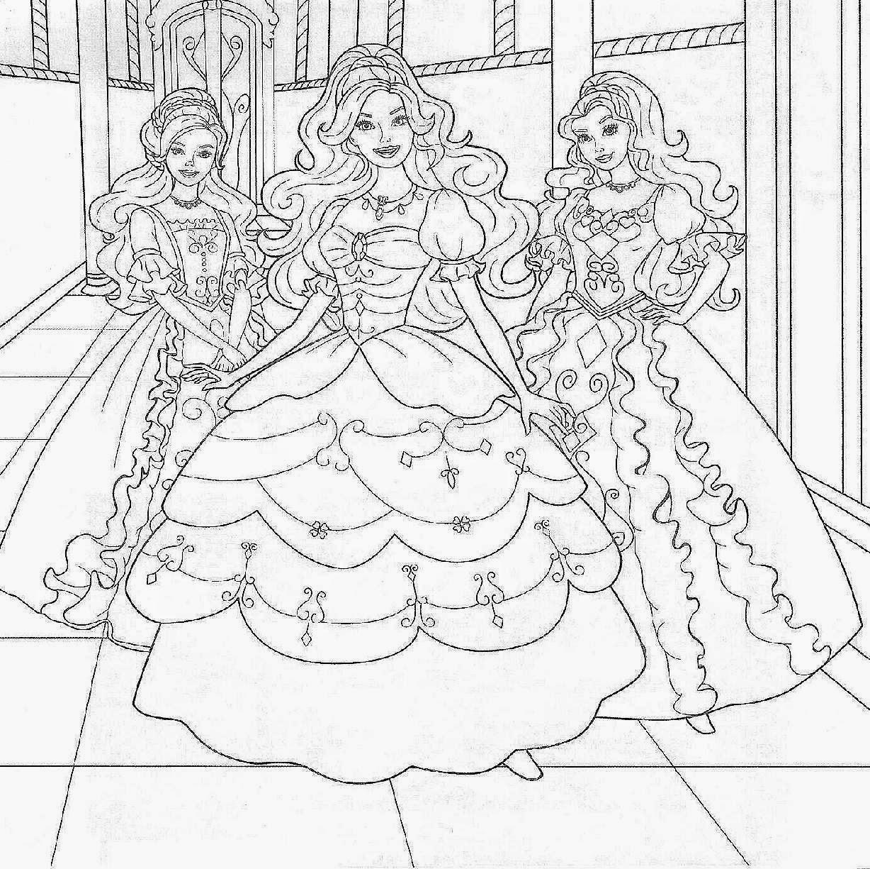 Mattel Barbie Coloring Pages Mattel Coloring Pages