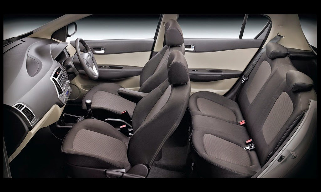 Interior of Elite i20_myclipta