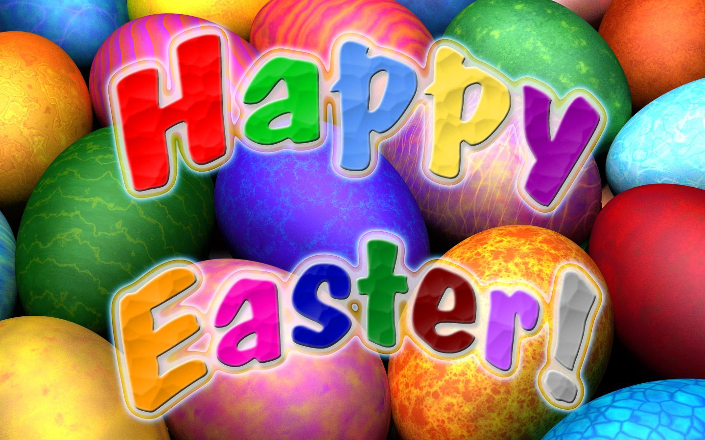 Pretty Watermarks: Happy Easter