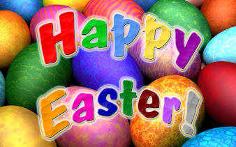 #19 Happy Easter Wallpaper