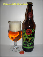 New Belgium Fresh Hop IPA