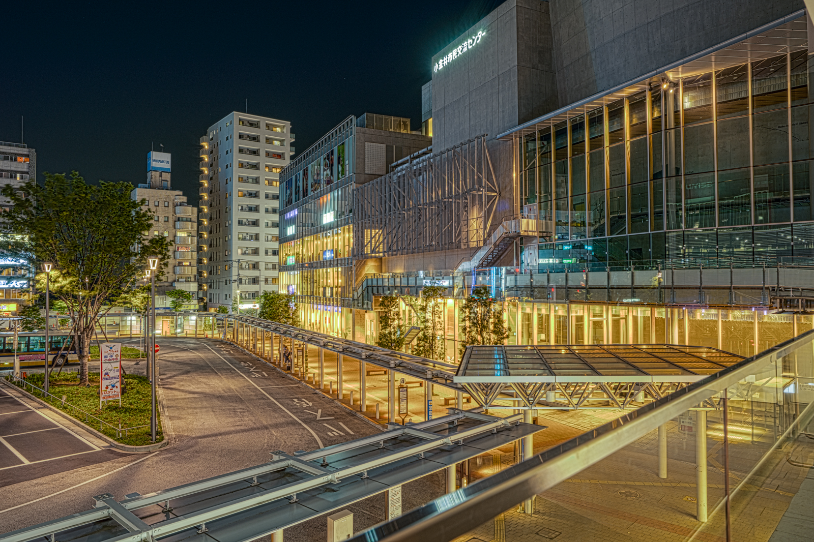 JR 中央線 武蔵小金井駅南口の写真