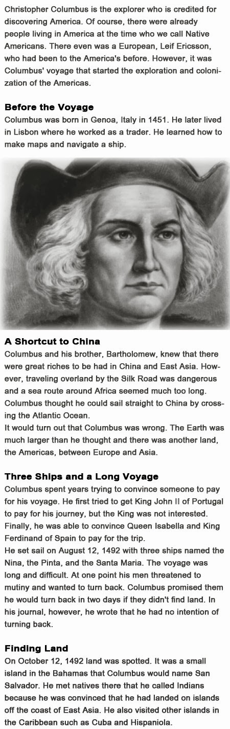 a biography and life work of christopher columbus an italian born spanish explorer Christopher columbus biography christopher columbus was an explorer, navigator and colonizer who initiated the spanish colonization of the new world if you would like to learn more about his profile, childhood, life and timeline, scroll further.