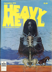 'Heavy Metal' magazine, September 1978