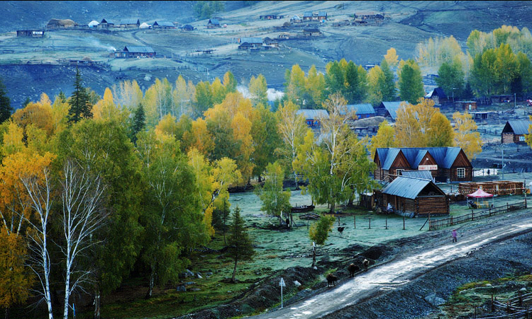 Xinjiang Majestic And Romantic Most Beautiful Places In