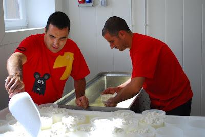 Oscar Velasco y Abel Valverde. Blog Esteban Capdevila