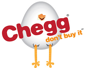 10% off $75 rental at chegg with promo code