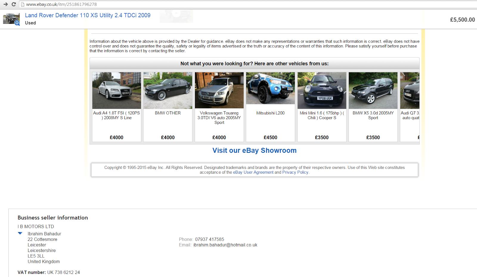 Cute Google Ebay Motors Uk Images - Classic Cars Ideas - boiq.info