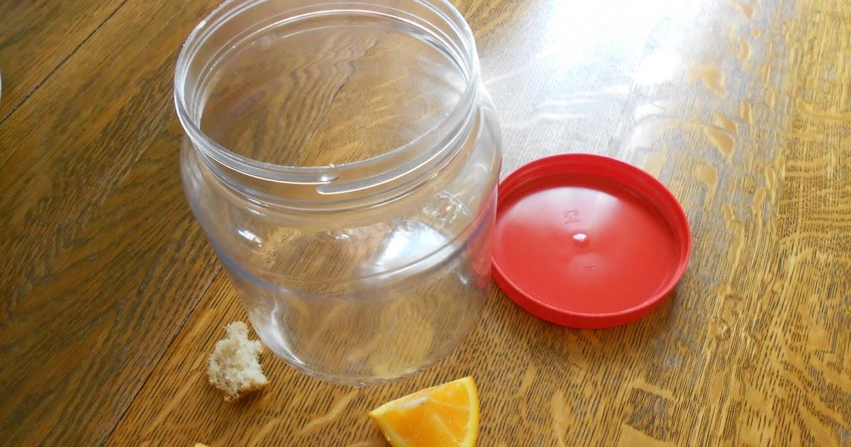 how to clean santevia plastic lid mold