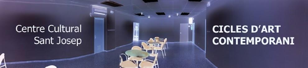 Centre Cultural Sant Josep - Cicle d'Art