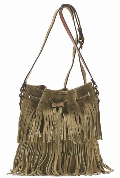 Patricia Nash Bronte Bucket Handbag