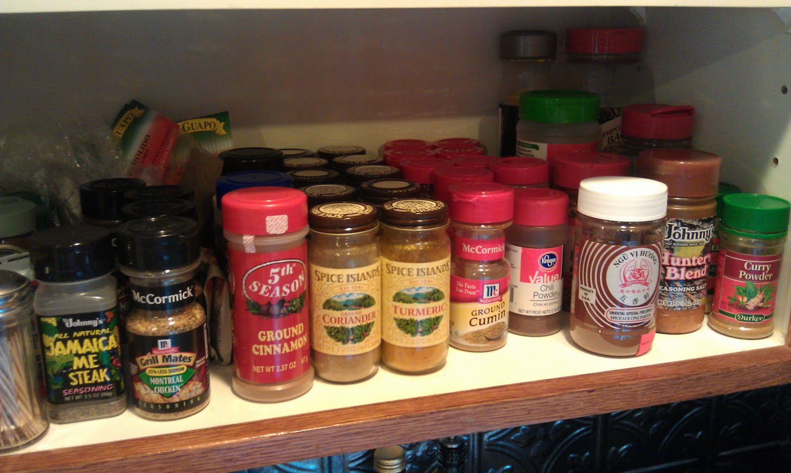 Cook healthy and feel great items to keep on hand for for 7 spices asian cuisine