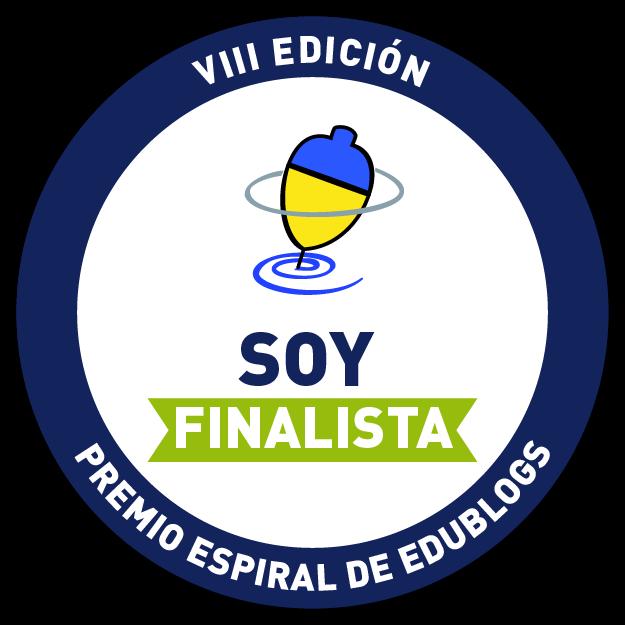 Finalista premio Espiral Edublogs