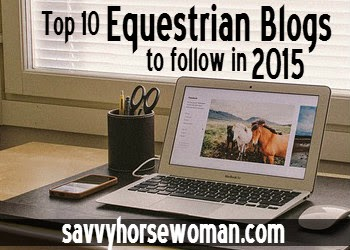 top equestrian blogs