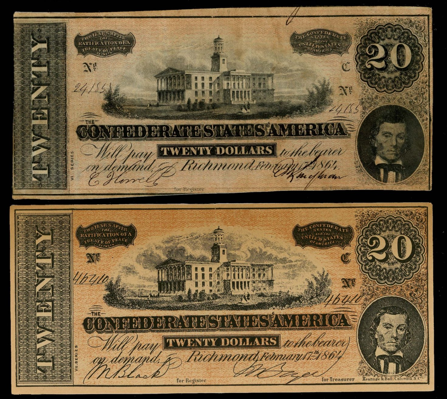 confederate paper money How much is confederate currency worth today a: quick answer as of 2014 fake confederate paper money is common the best way to determine wheth.