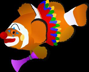 Clowny Clown Fish