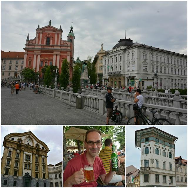 Collage Ljublijana
