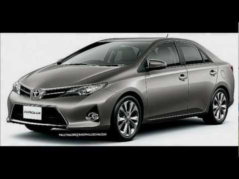 Toyota Corolla 2014 | Car Models