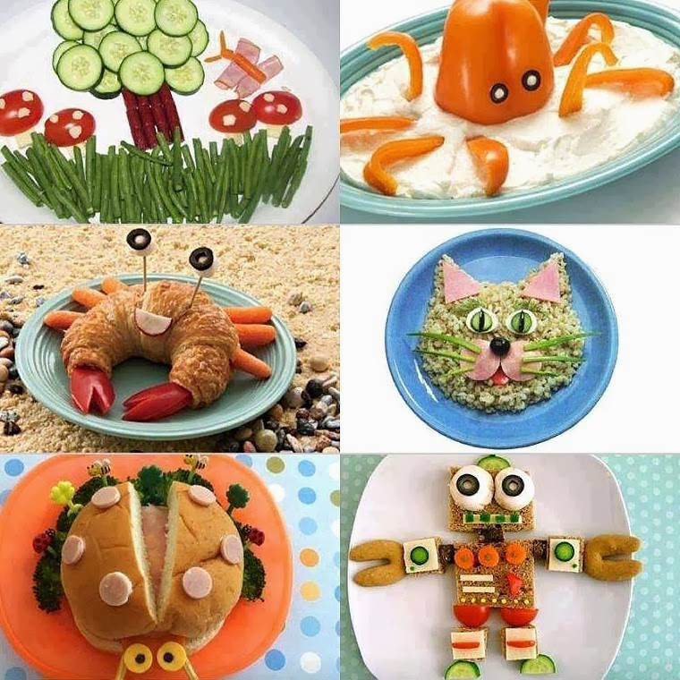 Come far mangiare le verdure ai bambini | Vegetables for kids