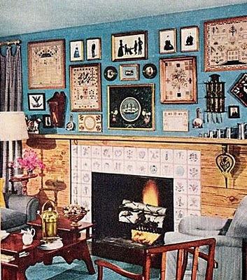 Dicas e fotos de Decoração Vintage para Sala