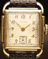 ロンジンレクタングル腕時計