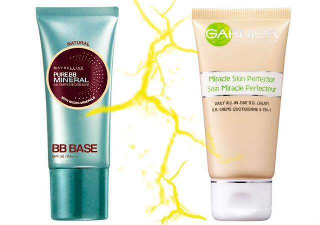 REVIEW: Drugstore BB Cream Comparison