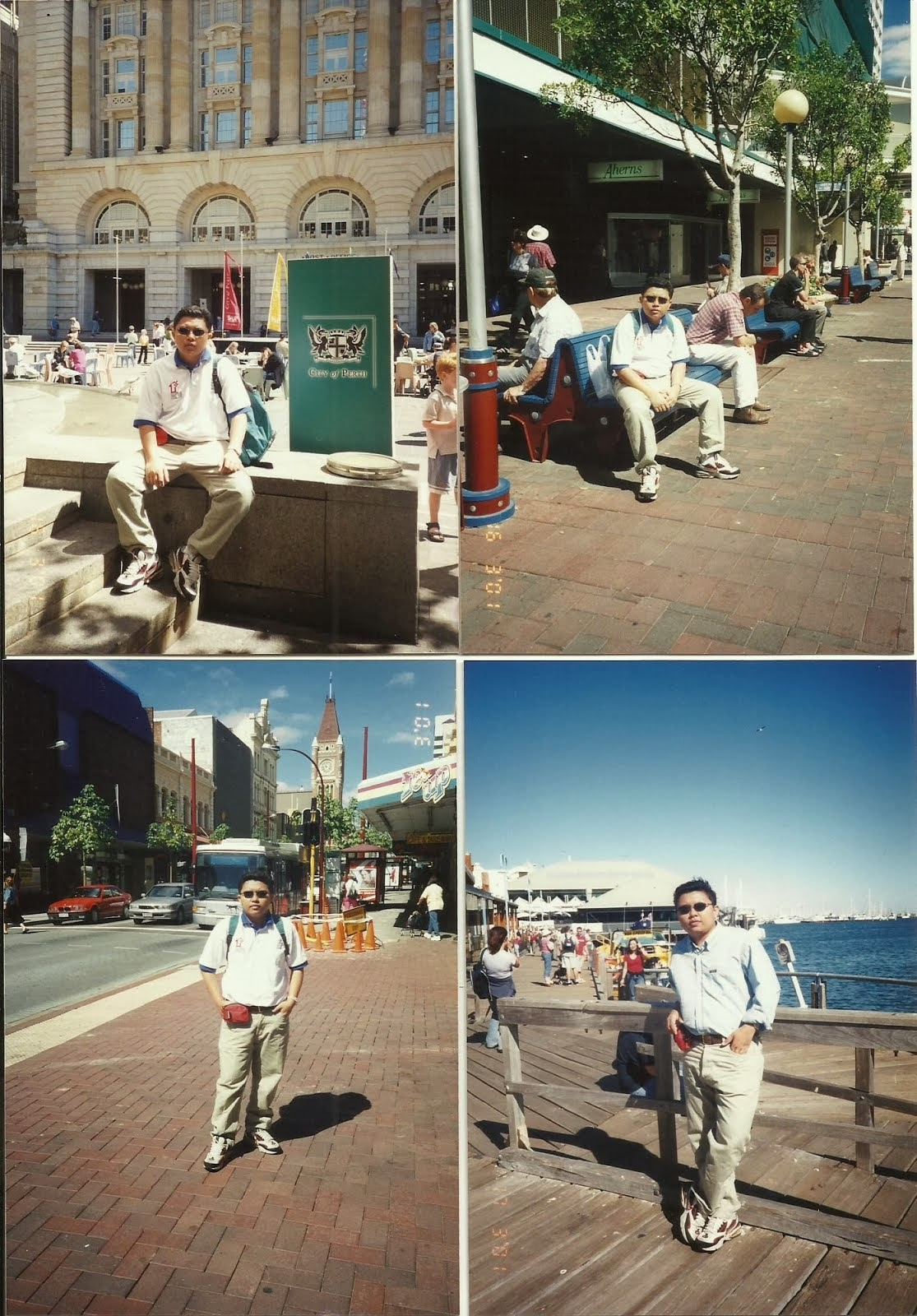 Perth, March 2001
