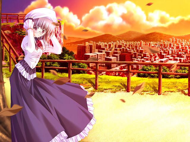 Hình nền anime đẹp nhất - Hình ảnh 19