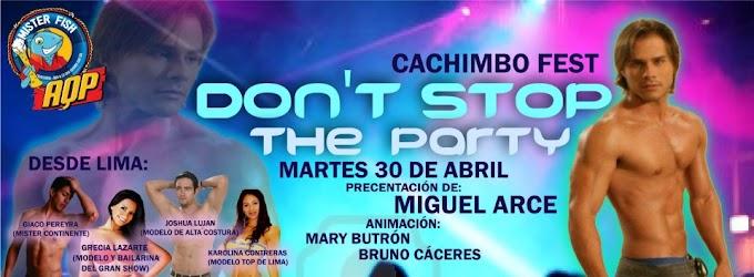 Cachimbo Fest (30 abril)