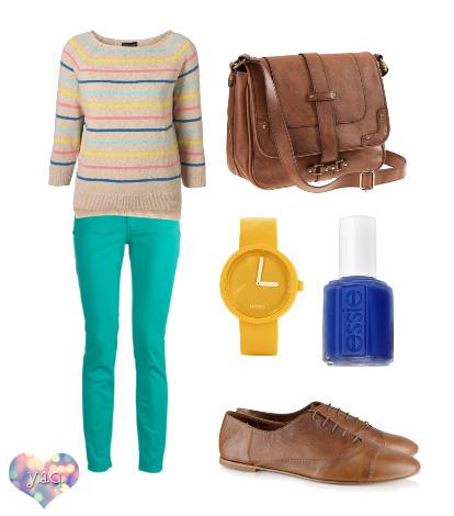 Y a q blog de moda inspiraci n y tendencias y for Que color asociar con el azul turquesa