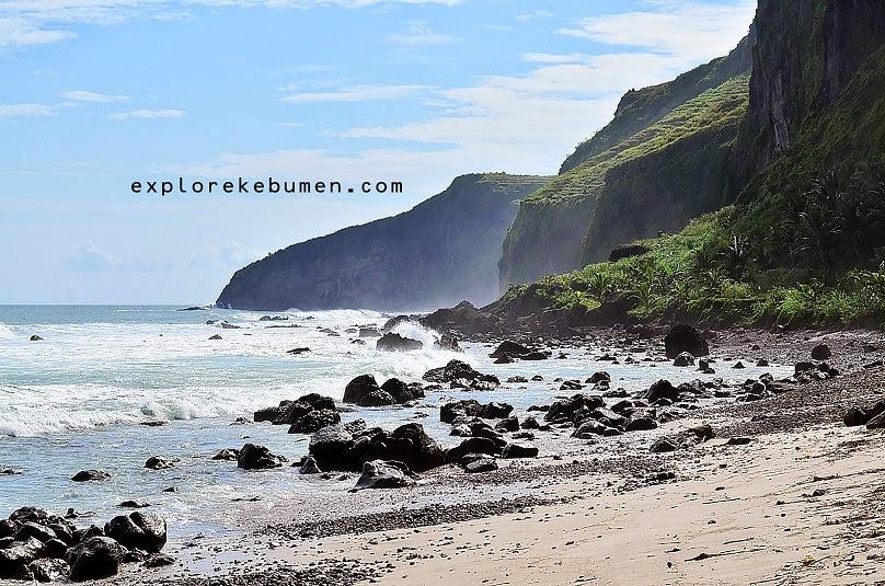 Pantai Menganti Kebumen