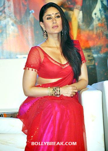 Kareena Kapoor - (6) - Kareena Kapoor in RED Dresses